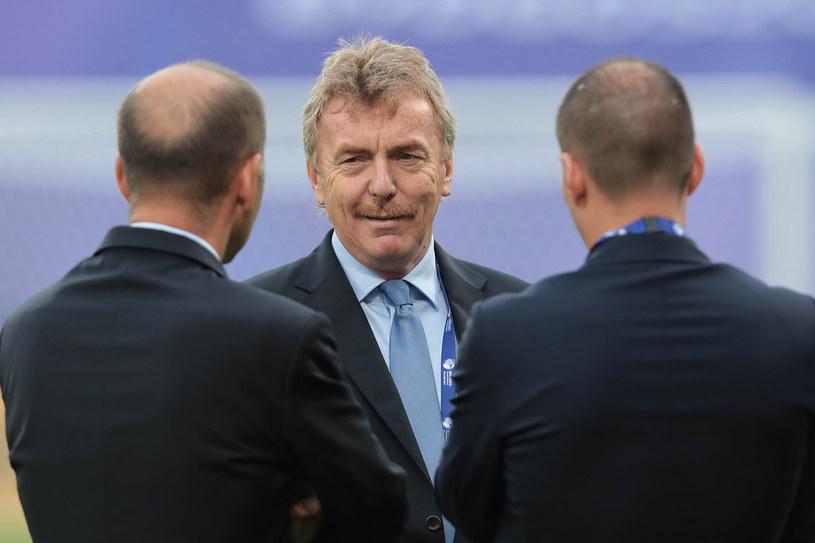 Zbigniew Boniek wywalczył sobie mocną pozycję w UEFA, choć nie ma tam już jego przyjaciela Michela Platiniego. /AFP