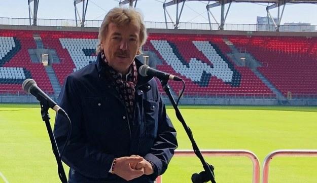 Zbigniew Boniek został wiceszefem UEFA /Agnieszka  Wyderka /RMF FM