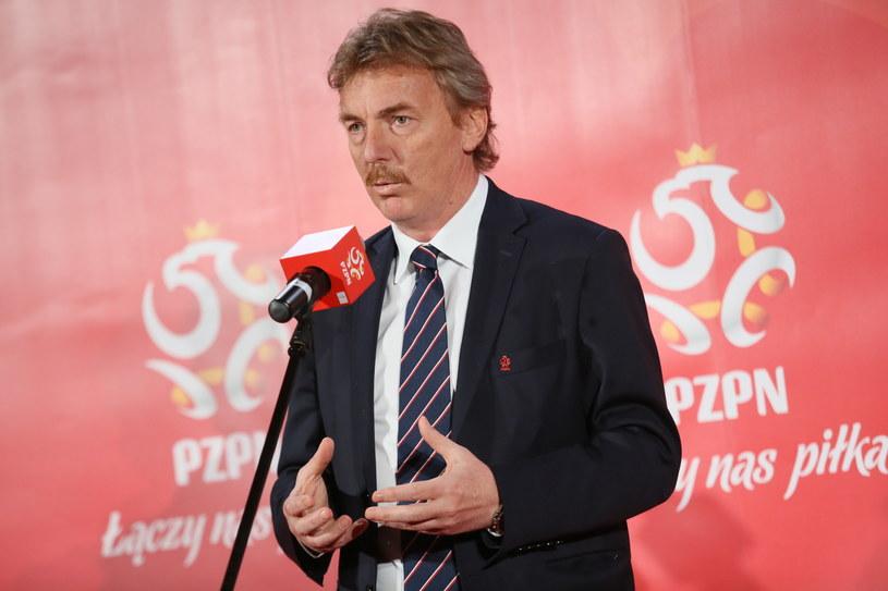 Zbigniew Boniek /Leszek Szymański /PAP