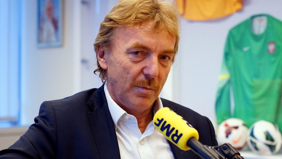Zbigniew Boniek /Michał Dukaczewski /RMF FM