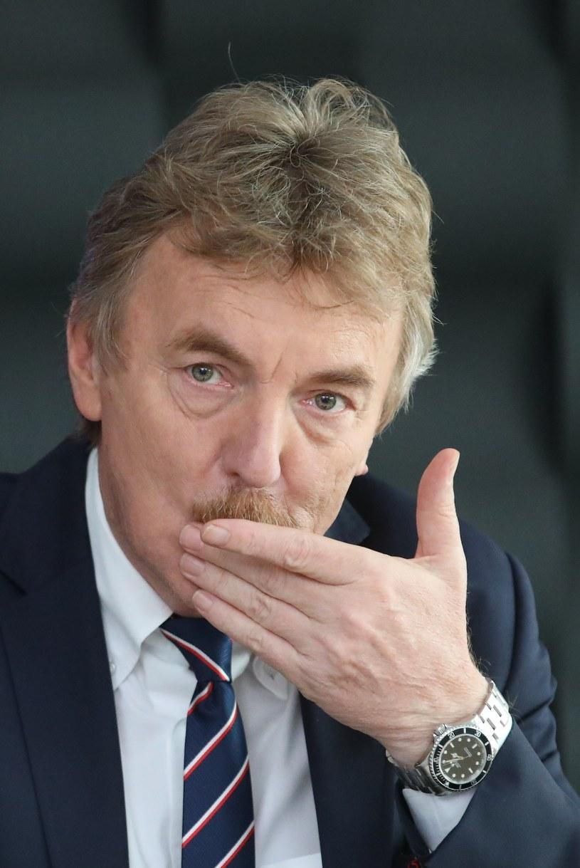 Zbigniew Boniek /Andrzej Iwańczuk /Reporter