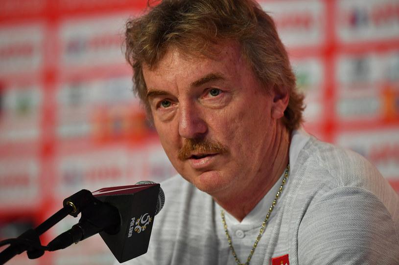 Zbigniew Boniek /AFP
