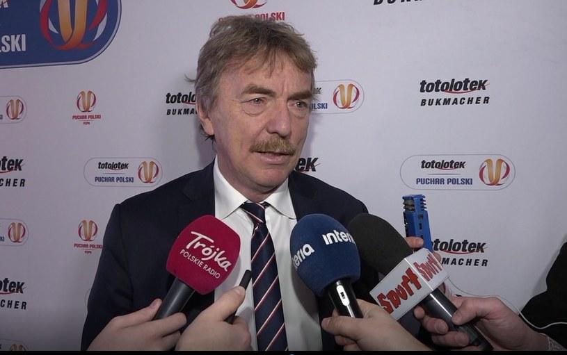 Zbigniew Boniek /INTERIA.PL