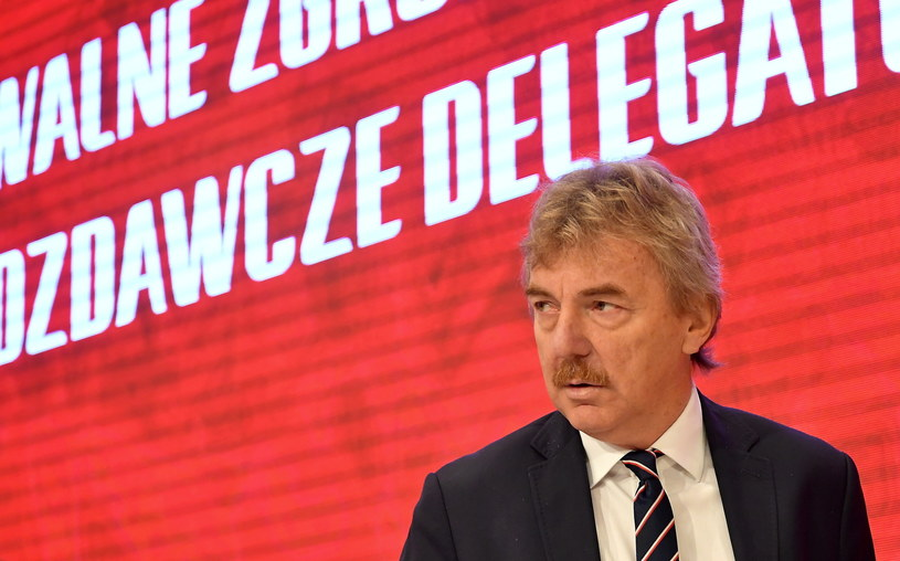 Zbigniew Boniek /Piotr Nowak /PAP