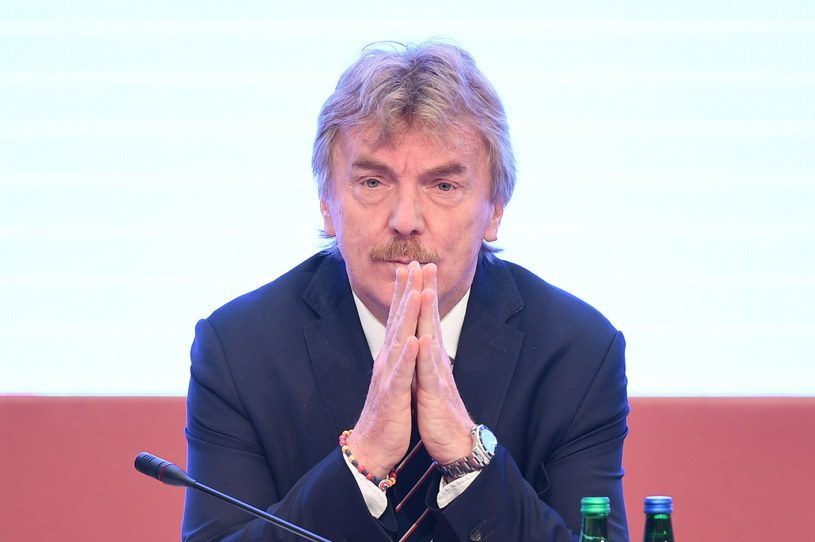 Zbigniew Boniek /Rafal Oleksiewicz /Reporter