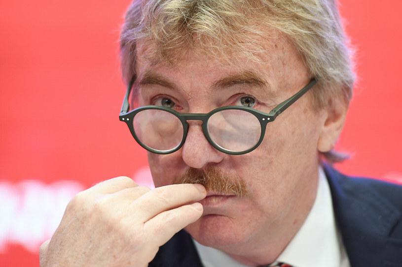 Zbigniew Boniek /Rafał Oleksiewicz /Reporter