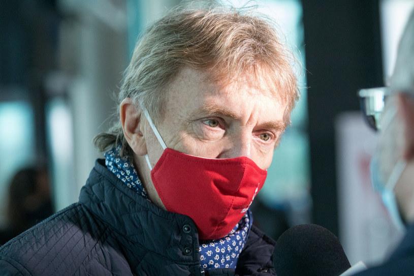 Zbigniew Boniek /Tomasz Jastrzebowski/REPORTER /East News