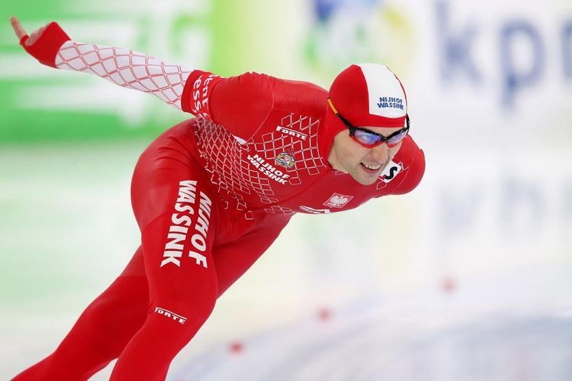 Zbigniew Bródka /AFP