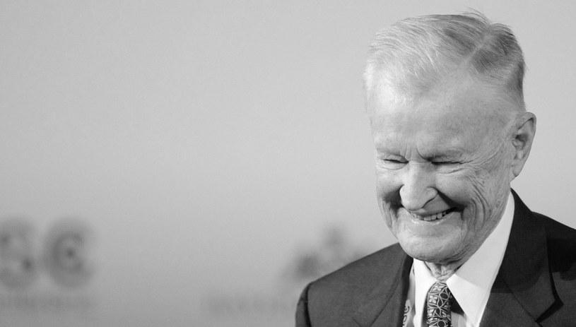 Zbigniew Brzeziński /Andreas Gebert /PAP/EPA