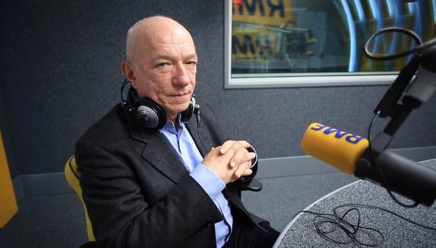 Zbigniew Ćwiąkalski /Karolina Bereza /Archiwum RMF FM