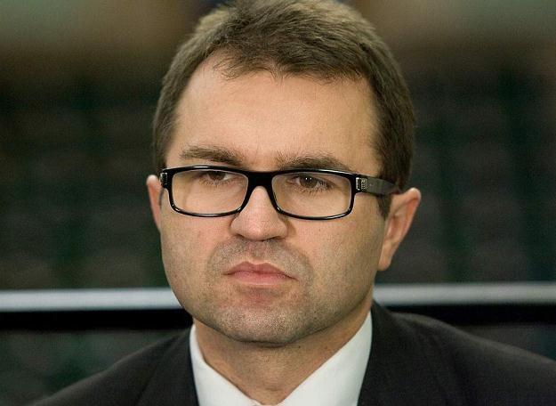 Zbigniew Girzyński/Fot. M. Dyjuk /Reporter