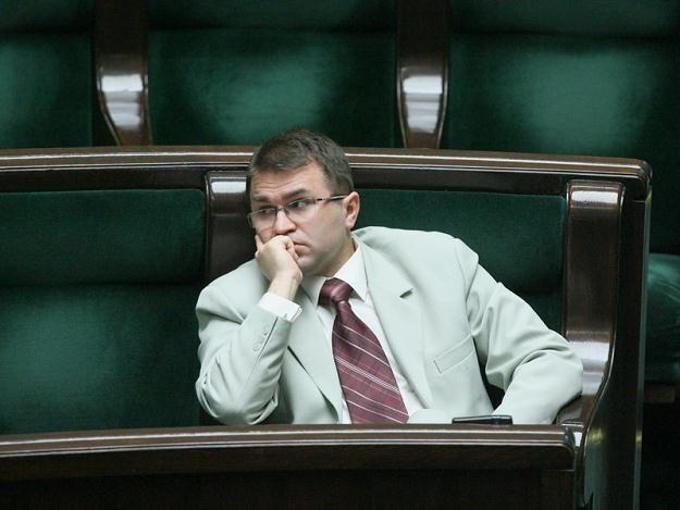 Zbigniew Girzyński, fot. Piotr Blawicki /Agencja SE/East News