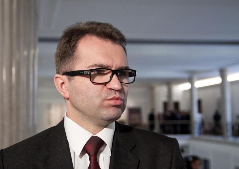 Zbigniew Girzyński, fot. Tomasz Adamowicz/FORUM /Agencja FORUM