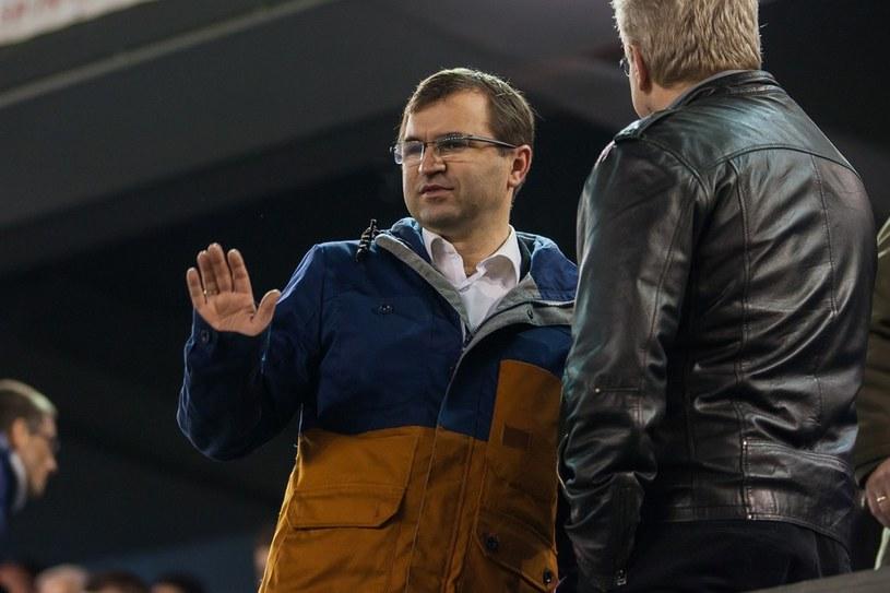 Zbigniew Girzyński odrzucił ofertę PO /Przemysław Szyszka /Reporter