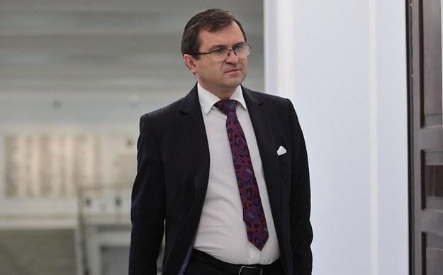 Zbigniew Girzyński / Marcin Obara  /PAP