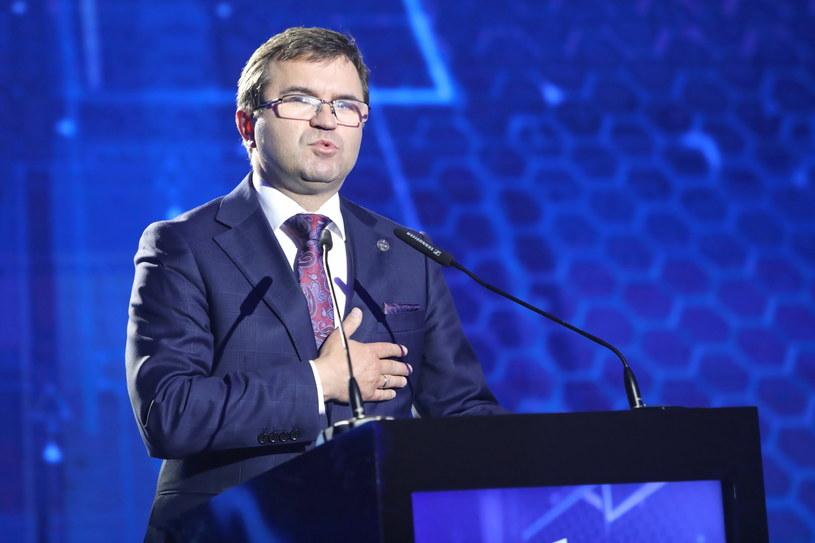 Zbigniew Girzyński /Wojciech Olkuśnik /PAP