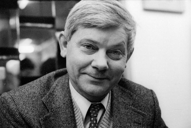 Zbigniew Herbert /Aleksander Jałosiński /Agencja FORUM