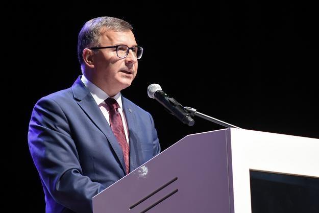 Zbigniew Jagiełło, prezes PKO BP. Fot. M. Lasyk /Reporter