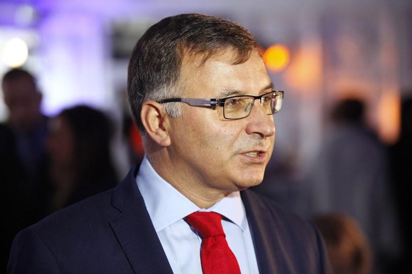 Zbigniew Jagiełło, prezes PKO BP /STEFAN MASZEWSKI/REPORTER /Agencja SE/East News