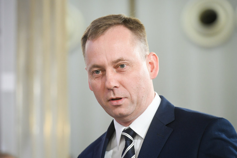 Zbigniew Konwiński: Nie będziemy zgłaszać kandydatów do Trybunału Konstytucyjnego /Jacek Domiński /Reporter