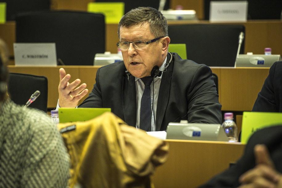 Zbigniew Kuźmiuk /Wiktor Dabkowski/Photoshot /PAP/EPA