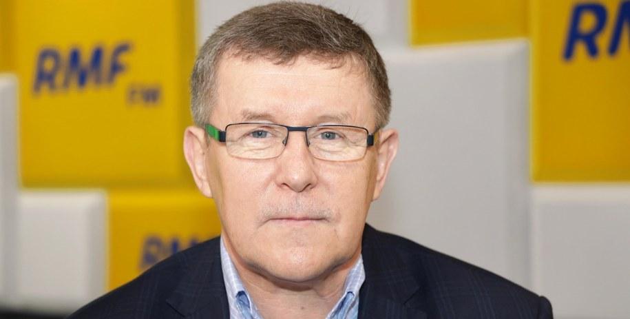 Zbigniew Kuźmiuk /Michał Dukaczewski /RMF FM