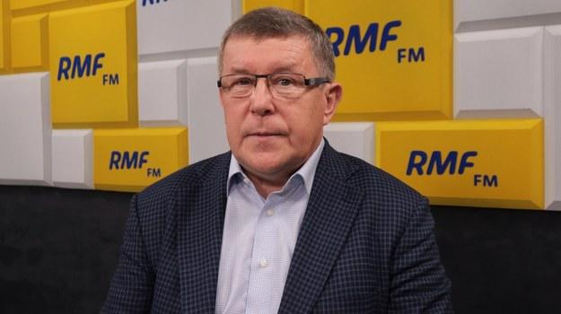 Zbigniew Kuźmiuk /Piotr Szydłowski /RMF FM
