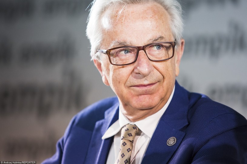 Zbigniew Lew-Starowicz /Andrzej Hulimka  /Reporter