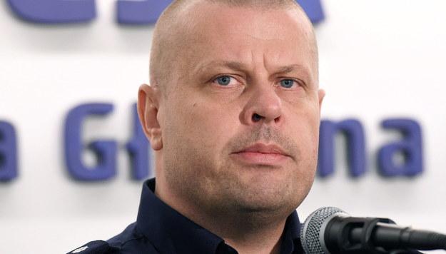 Zbigniew Maj odchodzi z KGP: Nigdy nie zhańbiłem munduru oficera polskiej policji