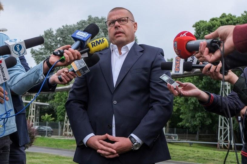 Zbigniew Maj /Jakub Walasek /Reporter