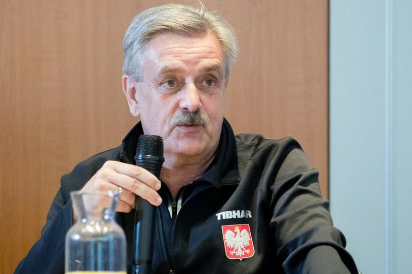 Zbigniew Nęcek /Tomasz Jastrzebowski/REPORTER /East News