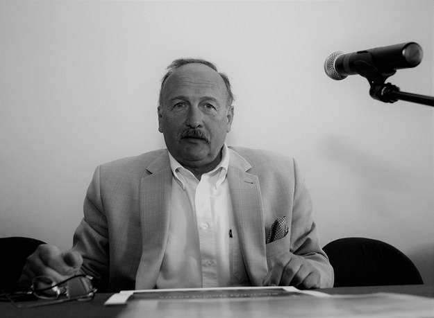 Zbigniew Pacelt. Zdjęcie z 2009 roku. /Tomasz Gzell /PAP