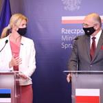 Zbigniew Rau: Niepokoi nas obecność militarna Rosji na Ukrainie