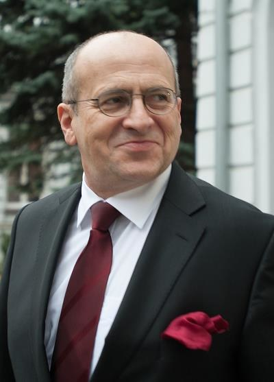 Zbigniew Rau, wojewoda łódzki. Fot. Andrzej Zbraniecki /Agencja SE/East News