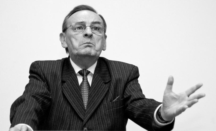 Zbigniew Romaszewski /Jarosław Sender /PAP