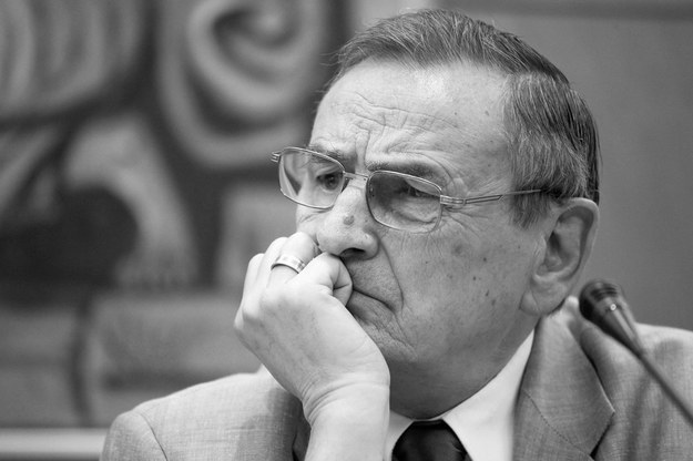 Zbigniew Romaszewski. /Karol Serewist /East News