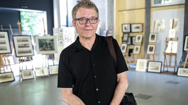 Zbigniew Rybczyński wyprzedał zbieraną latami kolekcję dzieł sztuki / fot. Bartosz Krupa /East News