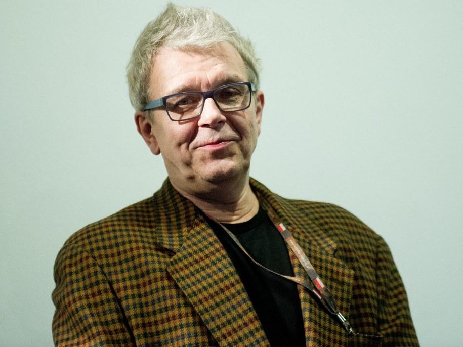 Zbigniew Rybczyński. /Grzegorz Michałowski /PAP