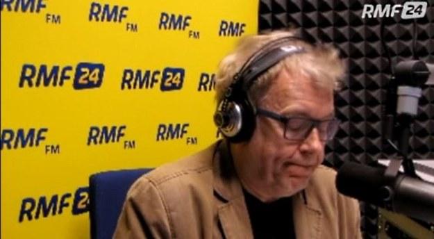Zbigniew Rybczyński /RMF