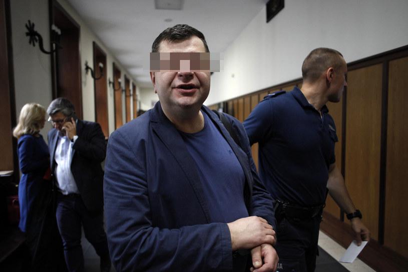 Zbigniew S. /Stefan Maszewski /Reporter