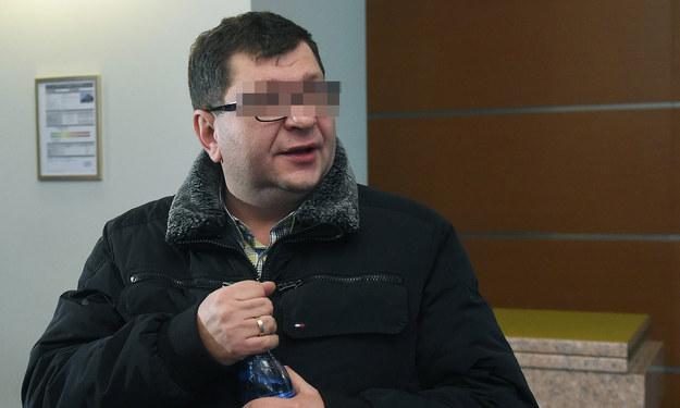 Zbigniew S. / Radek Pietruszka   /PAP