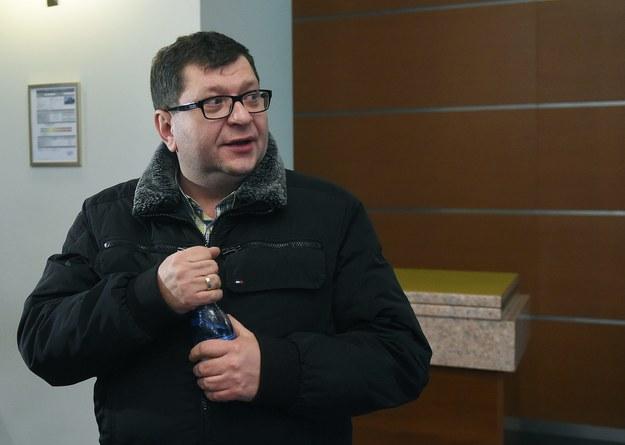 Zbigniew Stonoga / Radek Pietruszka   /PAP