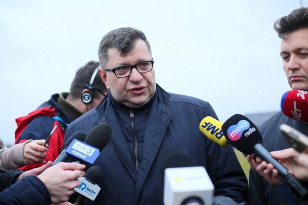 Zbigniew Stonoga /Tomasz Wojtasik /PAP