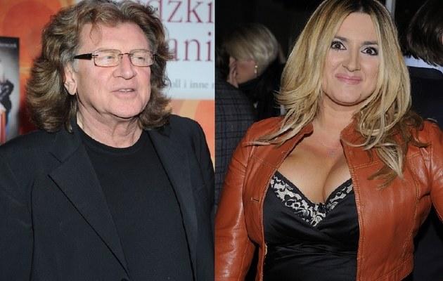 Zbigniew Wodecki i Karolina Szostak /- /MWMedia
