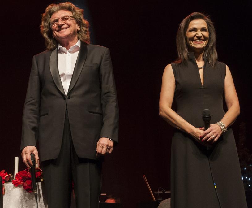 Zbigniew Wodecki i Olga Bończyk /East News