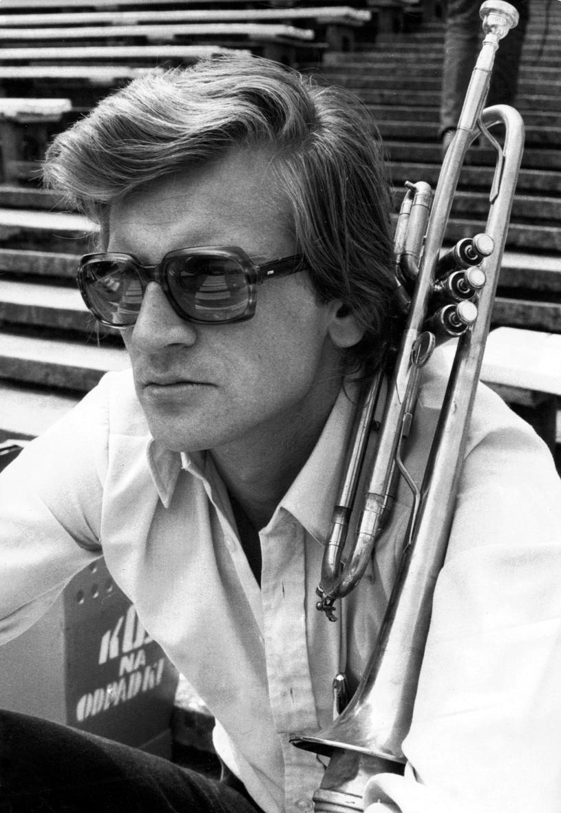 Zbigniew Wodecki w 1979 roku /Marek Broniarek /Agencja FORUM