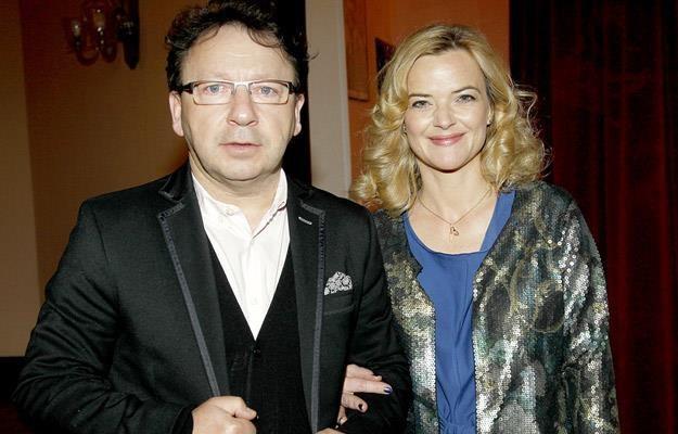 Zbigniew Zamachowski i Monika Richardson /AKPA