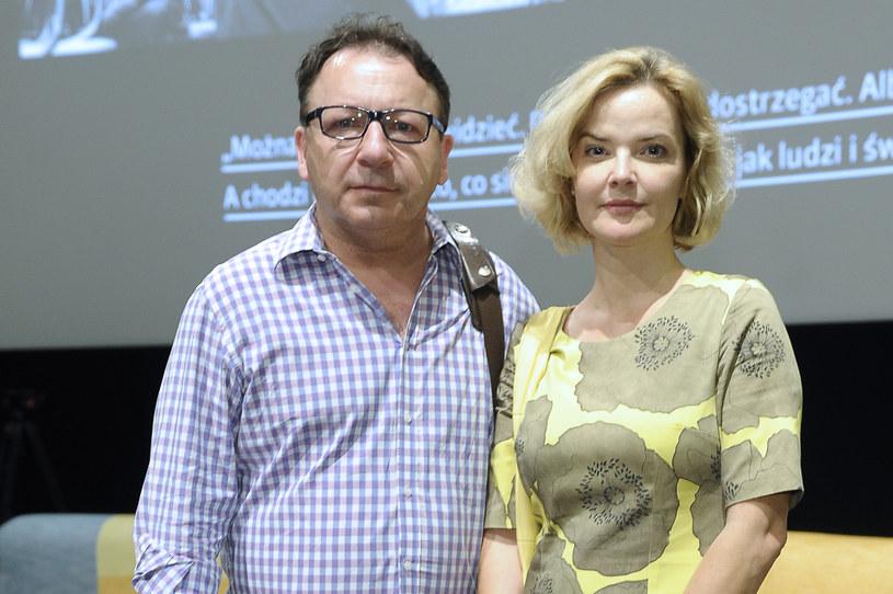 Zbigniew Zamachowski, Monika Richardson /Niemiec /AKPA