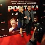 """Zbigniew Zamachowski na premierze """"Polityki"""". Nie towarzyszyła mu żona"""