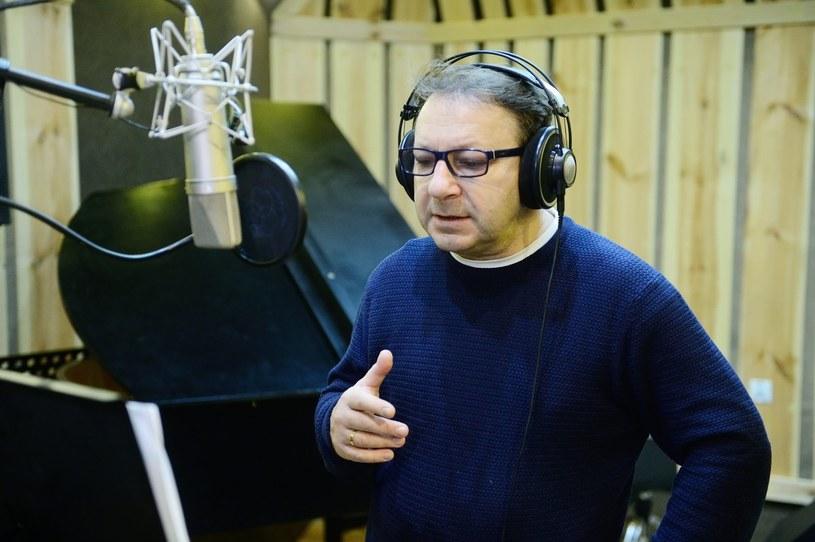 Zbigniew Zamachowski od lat czyta audiobooki /Jarosław Antoniak / MWMedia /MWMedia